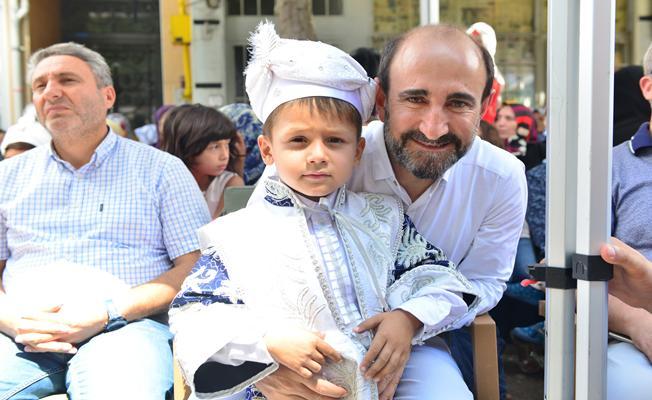 Yıldırım'lı Çocuklar Sünnet Heyecanını Yaşadılar