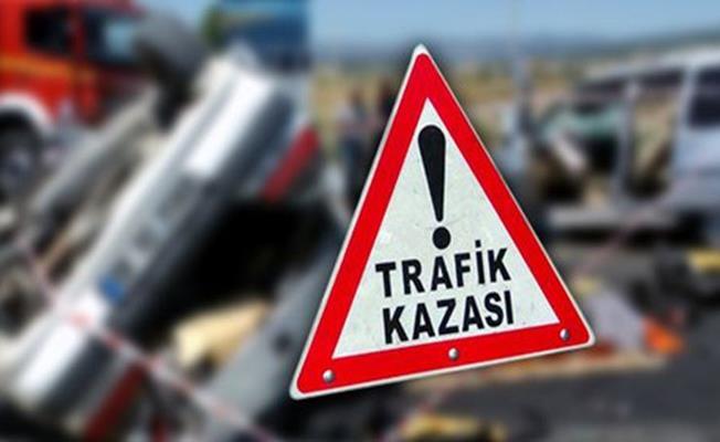 Ak Parti Genel Sekreteri Fatih Şahin'in Babası Bursa'da Kaza Geçirdi