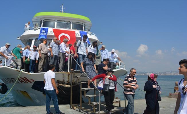 Bursa Büyükşehir'den gazilere vefa