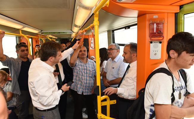 Bursa'da Ulaşımda 'İkinci' İndirim Geliyor