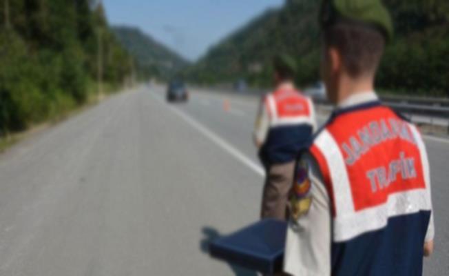 Bursa'da Yol Kontrol'ünde Durdurulan Araçtan Uyuşturucu Çıktı