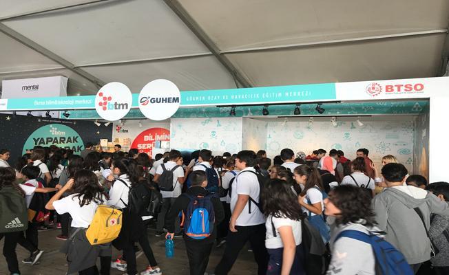 Bursa Teknofest'e Damga Vurdu