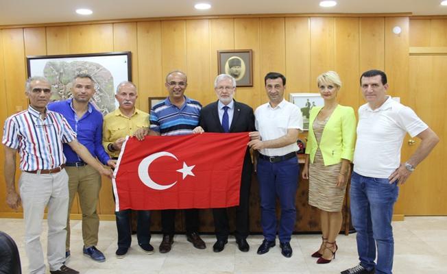 Kaliteli Birliği Uludağ Üniversitesi Rektörlüğü'nü Ziyaret Etti
