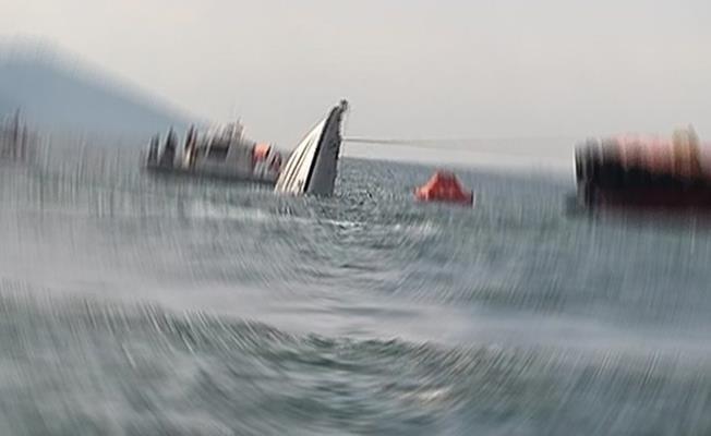 Yunanistan'a Kaçmaya Çalışan FETÖ'cüleri Taşıyan Tekne Alabora Oldu