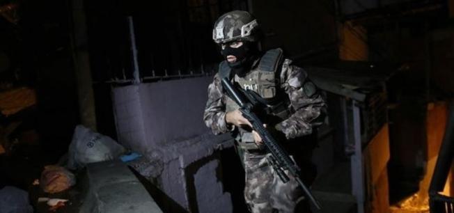 Bursa'da 600 Polisle Çökertme 1 Operasyonu Yapıldı!