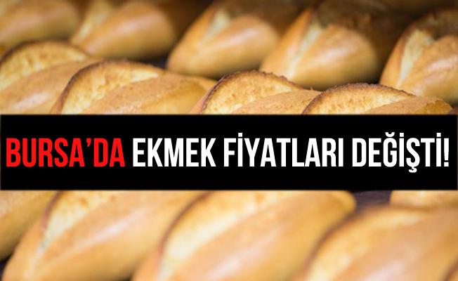 Bursa'da Ekmek Fiyatlarına İndirim Geldi