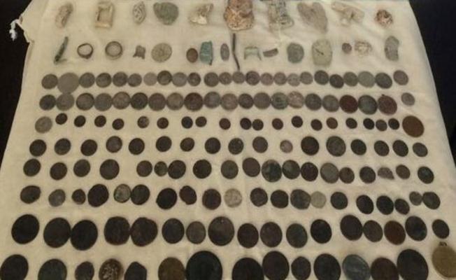 Bursa Gemlik'te Tarihi Eser Kaçakçılığı Operasyonu