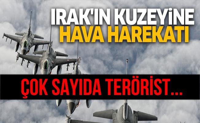 Irak'ın Gara Bölgesinde 4 Terörist Etkisiz Hale Getirildi