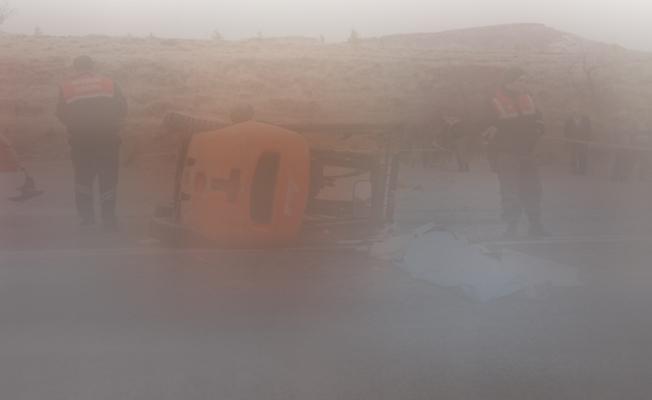 Kocaeli'de Forkliftin Altında Kalan İşçi Öldü