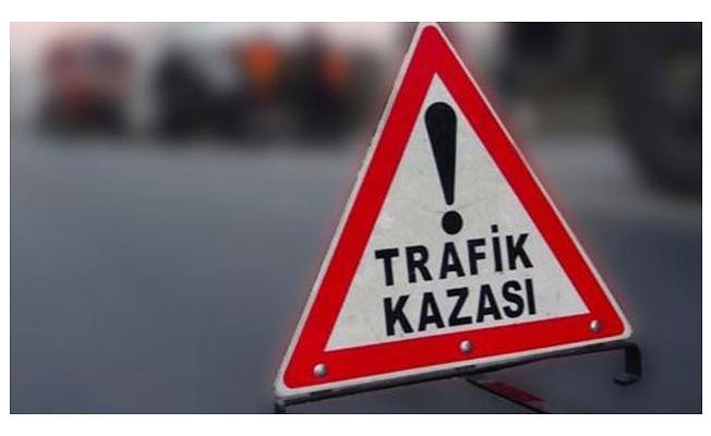 Samsun'da Korkunç Kaza 1 Ölü 1 Yaralı!