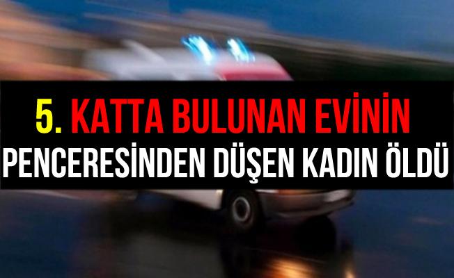 Tekirdağ Malkara'da 5. Kattan Düşen Kadın Hayatını Kaybetti!
