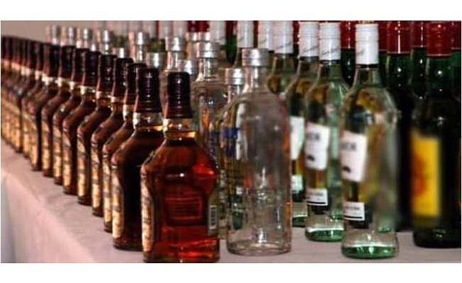Bursa'da Kaçak İçkilerle Yakayı Ele Verdi!