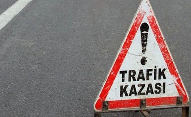 Bursa İnegöl'de Zincirleme Trafik Kazası