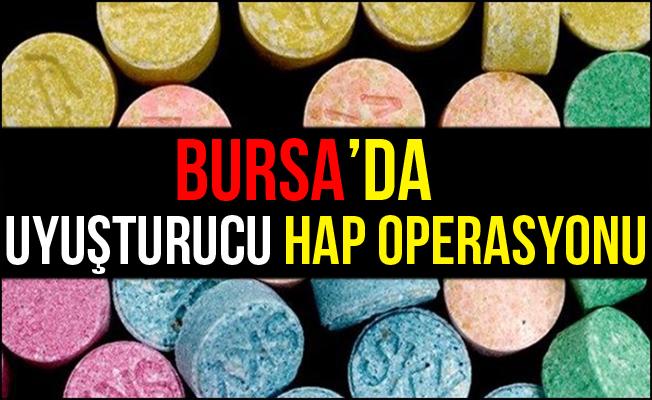 Bursa Polisi Uyuşturucu Tacirine Geçit Vermedi!
