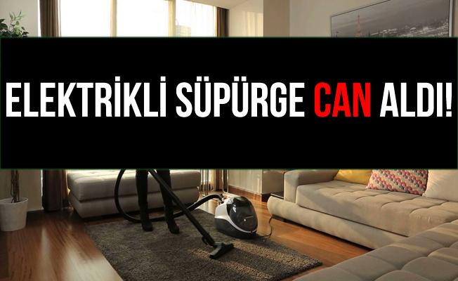 Şanlıurfa Suruç'ta Elektrik Süpürgesinin Fişini Çeken Kadın Öldü!
