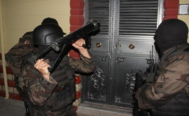 Tekirdağ'da Helikopter Destekli Uyuşturucu Operasyonu