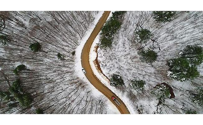 Uludağ'da Kar Var!