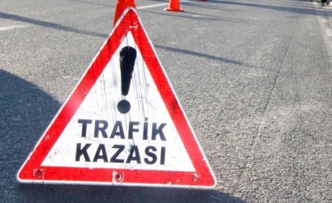 Bursa'da Seyir Halinde Giden TIR'ın Dorsesi Çıktı!