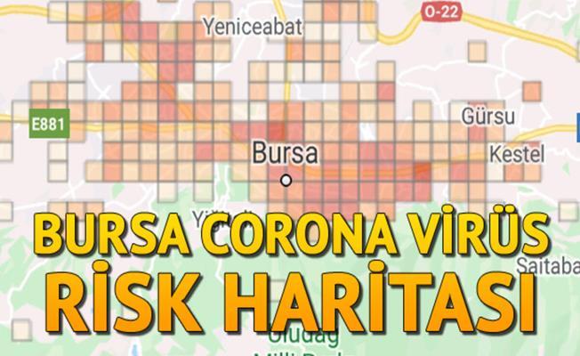 Bursa Covid-19 Koronavirüs Tablosu
