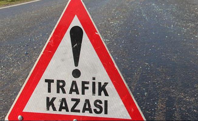Bursa'daki Trafik Kazasında 5 Kişi Yaralandı