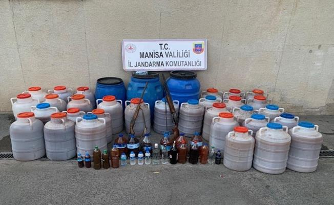 Manisa'da JASAT'tan Operasyon: 1 Ton 602 Kilogram