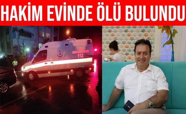 Aydın Efeler'de 53 Yaşındaki Hakim Evinde Ölü Bulundu