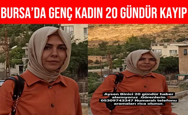 Bursa Adliyesinde Görevli Zabıt Katibi 20 Gündür Kayıp