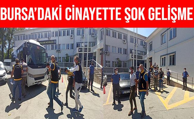 Bursa'daki Bacanak Cinayetinde Şok Eden Gelişme