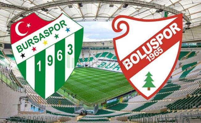 Bursaspor-Boluspor Maçı Biletleri Yarın Satışa Çıkıyor