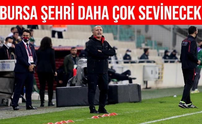 """Bursaspor Teknik Direktörü Bizati: """"Bursa Şehri Çok Daha Fazla Sevinecek"""""""