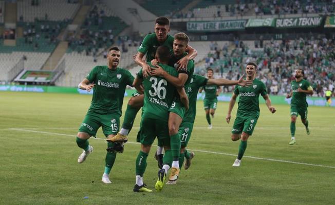 Bursaspor'un Türkiye Kupası'ndaki Rakibi Ceyhanspor