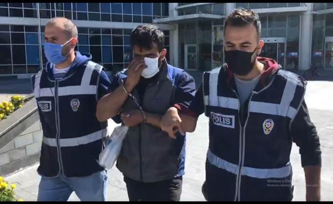 Kayseri'de 12 Dosyadan Aranan Suç Makinesi Yakalandı