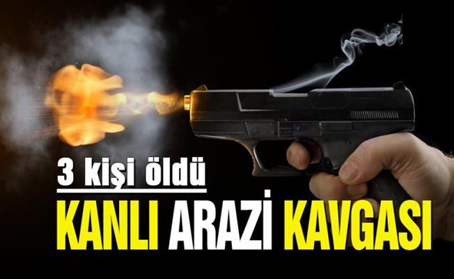 Kayseri'de Arazi Kavgasında 3 Kişi Hayatını Kaybetti