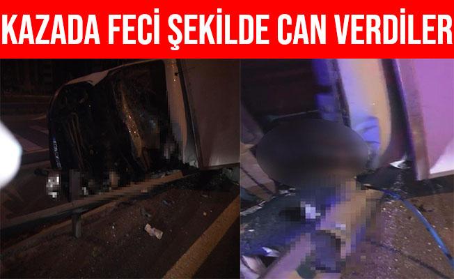 Kayseri'de Yarış Atı Taşıyan Kamyon Devrildi: 2 Ölü 1 Yaralı