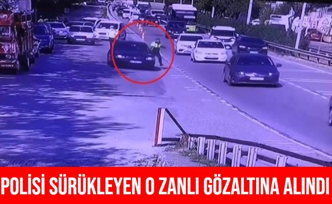 Polis Memurunu Sürükleyerek Yaralayan CHP'li Gözaltına Alındı