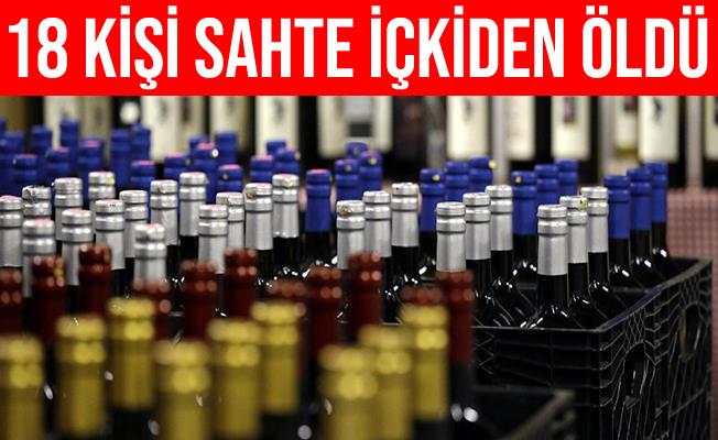Rusya'da 18 kişi Sahte İçkiden Hayatını Kaybetti
