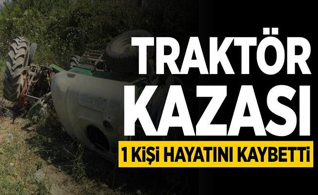 Taşköprü'de Traktörün Altında Kalan Sürücü Hayatını Kaybetti