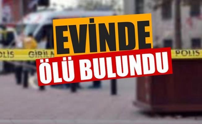 Zonguldak Ereğli'de Öğretmen Evinde Ölü Bulundu