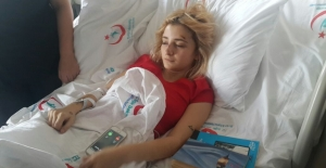 Bursa'daki dehşeti yaşayan kız, o anları izleyince bir kez daha şok oldu
