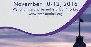 Dünyanın önde gelen kanser uzmanları Breastanbul'da