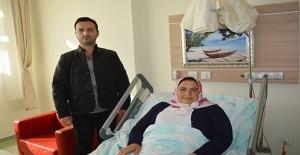 Göğüs büyüklüğü ameliyatı ile birçok hastalıktan kurtuldu