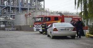 Tekirdağ'da 9 işçi kimyasal tankı temizlerken zehirlendi