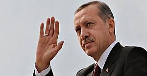 """Cumhurbaşkanı Erdoğan'dan """"Yeni Yıl"""" mesajı"""