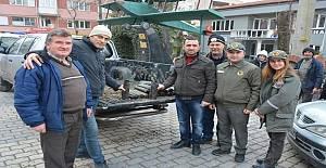 Orman İşletmesi'nden Orhaneli'li vatandaşlara yeni yıl fidanı