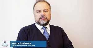 Prof. Dr. Öner, çocuklara terör olaylarının nasıl anlatılması gerektiğini anlattı