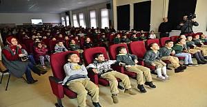 Yıldırım'lı Çocukların Tiyatro Keyfi