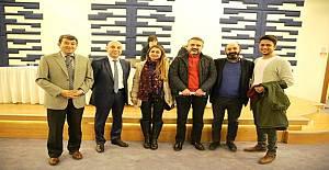 Nilüfer Agora Çarşı'da yeni yönetim belirlendi