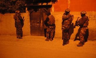 Adana'da PKK'ya yönelik operasyon: 38 gözaltı