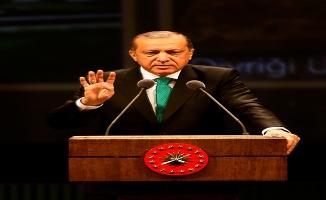 """Cumhurbaşkanı Erdoğan: """"Acırsanız acınacak hale gelirsiniz"""""""