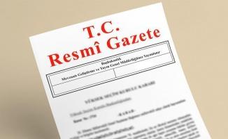 Cumhurbaşkanı Erdoğan'ın onayladığı 34 kanun, Resmi Gazete'de yayımlandı